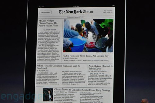 iPad는 화면을 크게한 전..