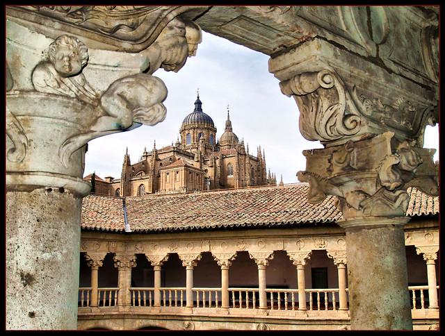 Convento de las Dueñas.Salamanca - a photo on Flickriver