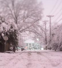 dallas snowstorm