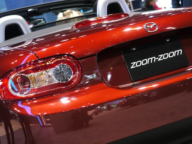 Mazda Miata (zoom-zoom)