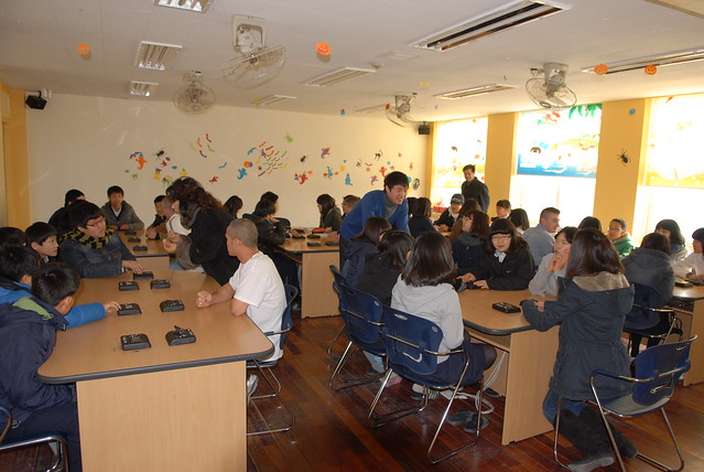 South Korea School by Flickr CC USAG- Humphreys