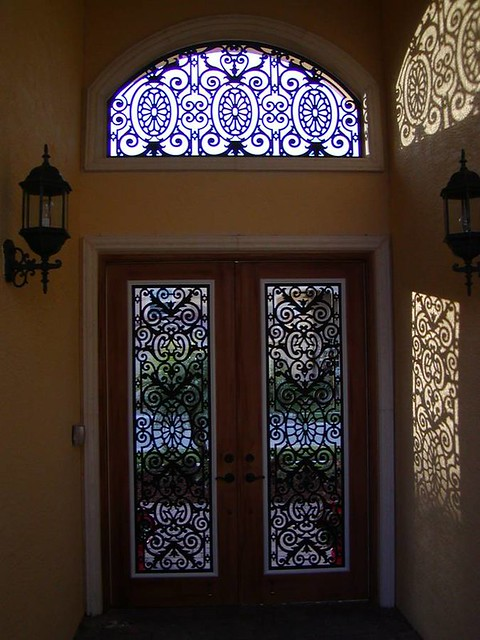 Wrought Iron Entry Door Transom 375 x 500 · 115 kB · jpeg