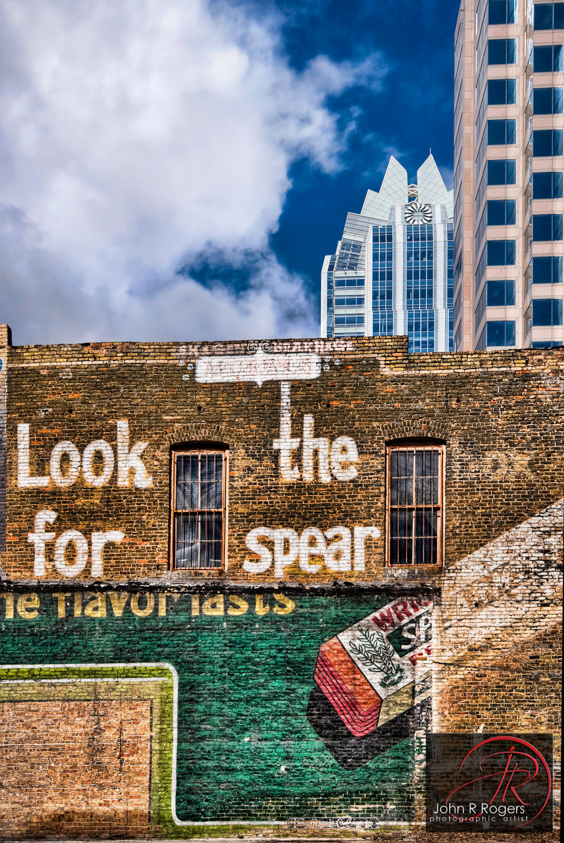 Look for the Spear, Austin Texas