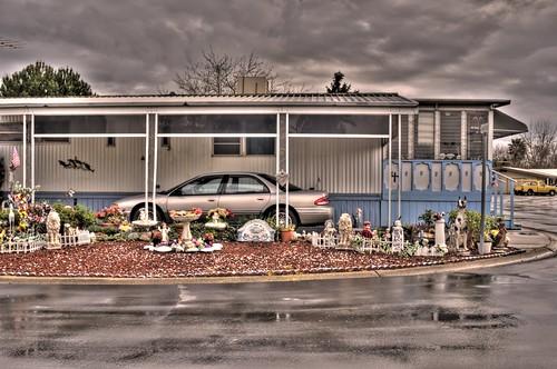 mobile home photos-Trailer Park Trash