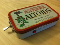 Altoid Amplifier