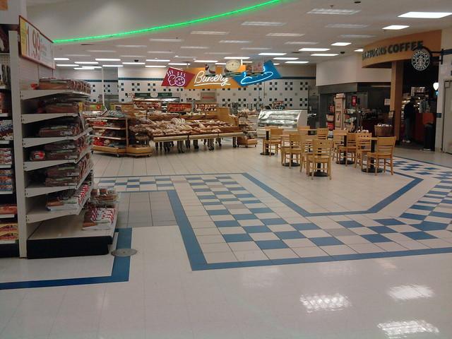 Super Target - Davenport, Iowa - Bakery & Starbucks ... Super Target Bakery