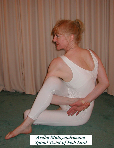 Bound Spinal Twist
