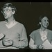 Bill Gates and me, c/ 1984 by Esthr