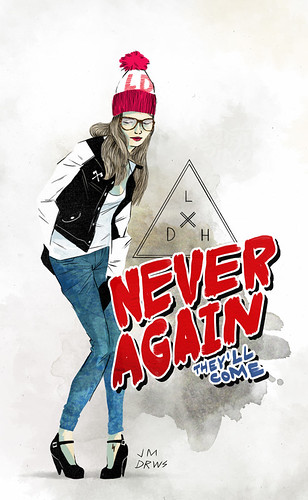 Never Again (LxDxH)