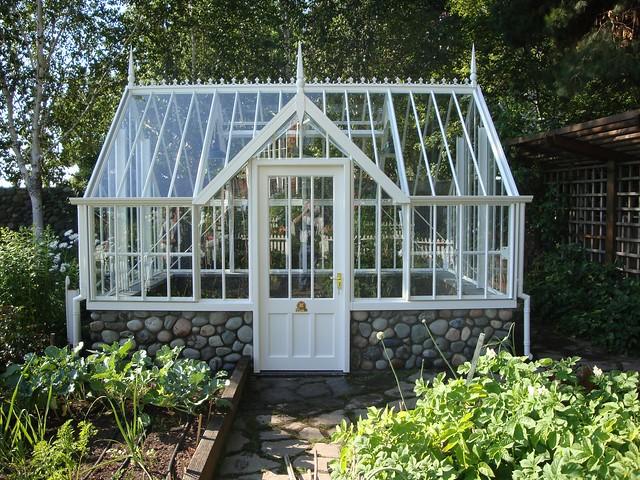 Victorian Glasshouse Explore Private Garden Greenhouse