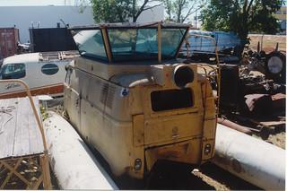 RAAF Mobile Control Tower June 2000