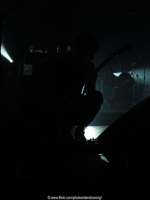 Black rebel motorcycle club show @ la tulipe