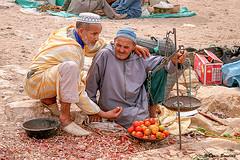 Ida Ougourd Market, Morocco
