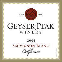 Add a photo for Geyser Peak Sauvignon Blanc California 2004