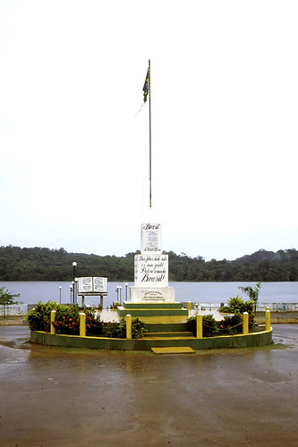 Monument to start from Brazil