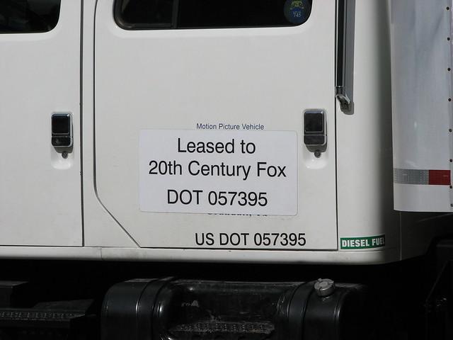 Header of 20th Century Fox