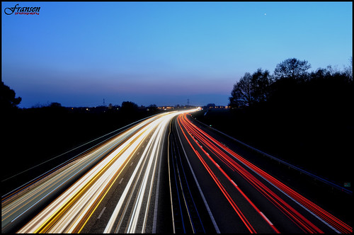 Speed of light by Bas Fransen Photography