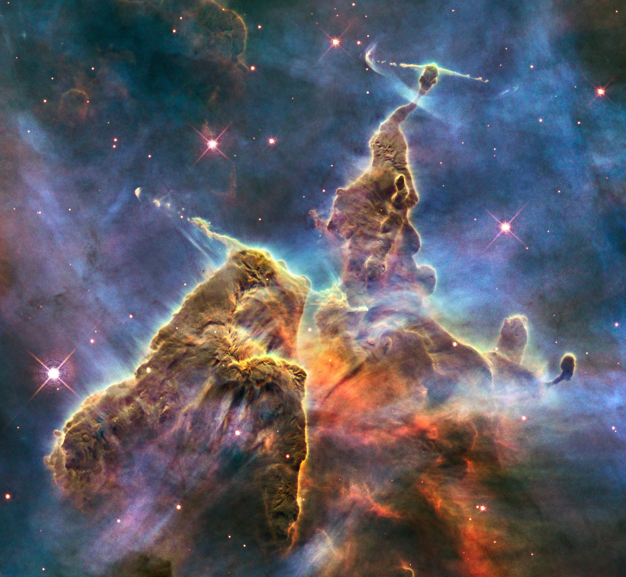 Carina-nebula-space
