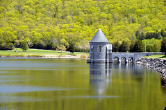 Saville Dam - Barkhamsted Reservoir, CT