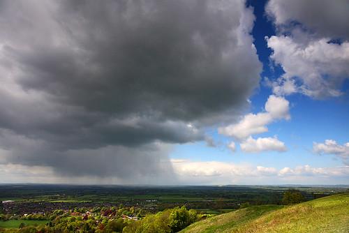 The Chiltern Hills, Buckinghamshire, England