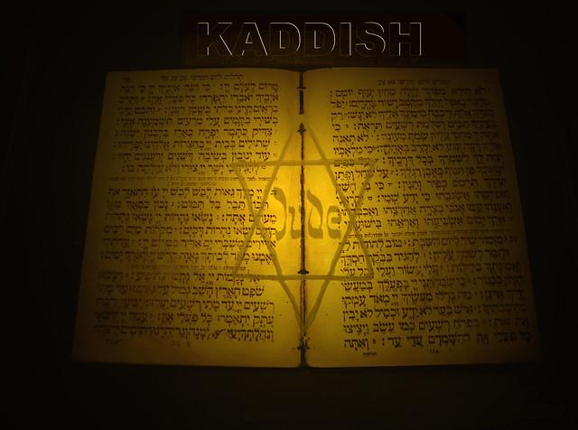 Kaddish van de rouwenden. Foto door Roel Wijnants, op Flickr.