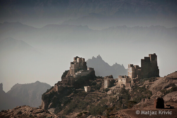 Haraz Mountains, Yemen