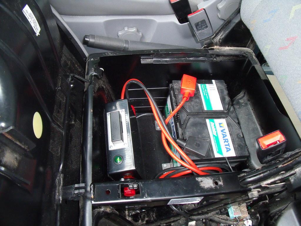 Vw T4 Split Charge Wiring Diagram : Brand new vsr split charge power distribution system