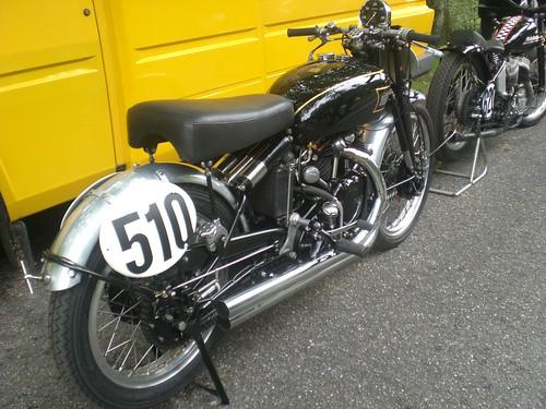 Vincent HRD Black Lightning 1000cc OHV