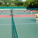 Tennis in Ooifuto Park by chichacha