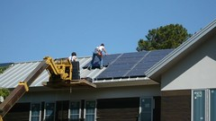 Sunflower Solar PV Installation