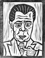 Silvio Berlusconi Print