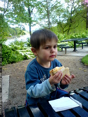 picnic lunch at george rogers park   DSC03350