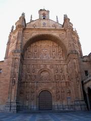 St. Stephen's Convent in Salamanca