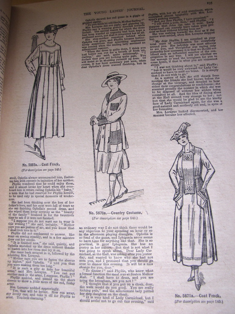 Young Ladies' Journal, September 1917