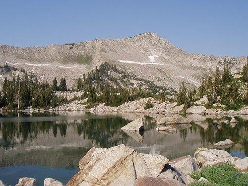 Upper Red Pine Lake.