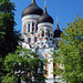 Small photo of Alexander Nevsky Cathedral, Tallinn