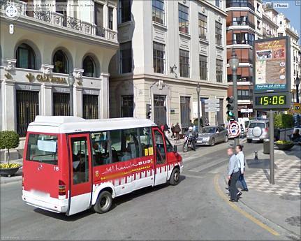 Granada Alhambra Minibus