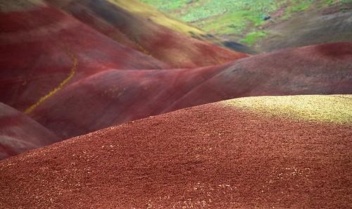 nature oregon centraloregon nikon hills mitchell paintedhills d5000