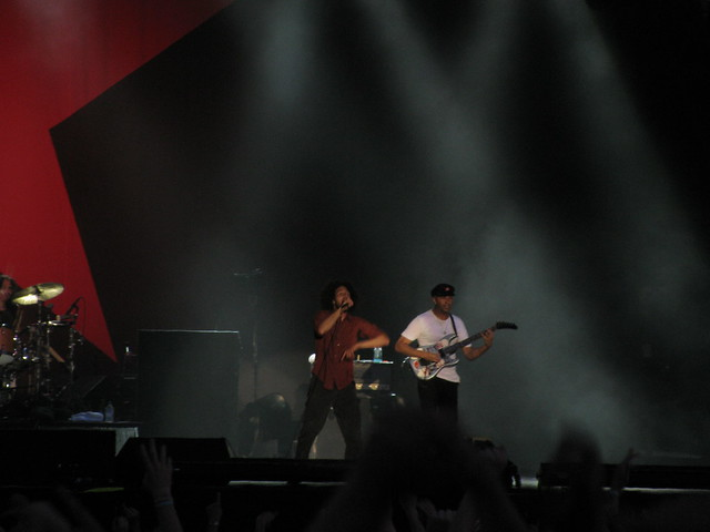 Rage Against The Machine - Finsbury Park Victory Gig 06.06.2010