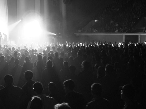 Crowds at a Show