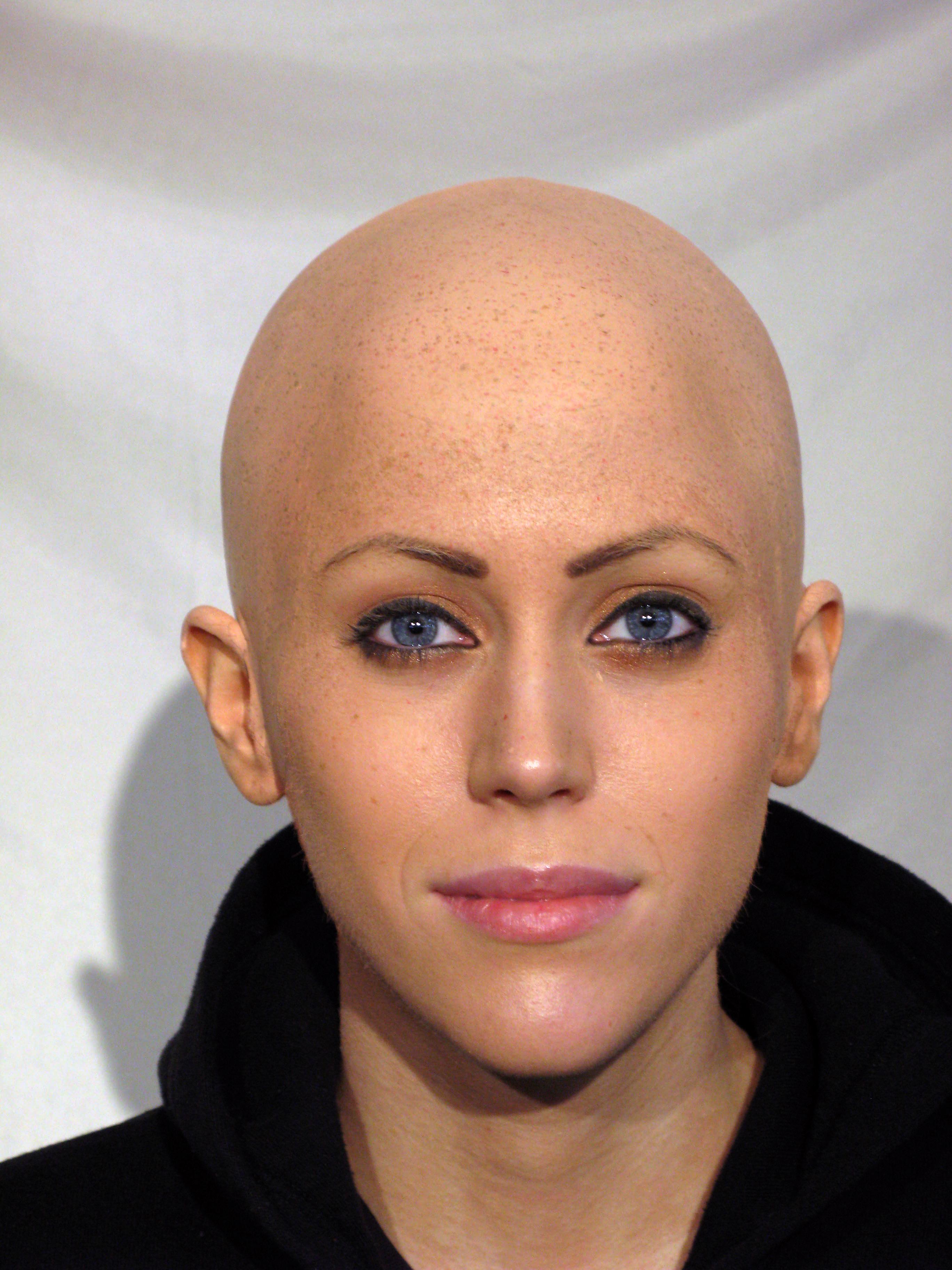 Makeup Design Bald Caps Pirates Aliens Vampires And