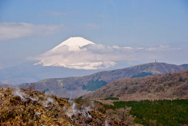 Hakone, Mount Fuji