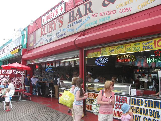 Coney Island Knish Calories