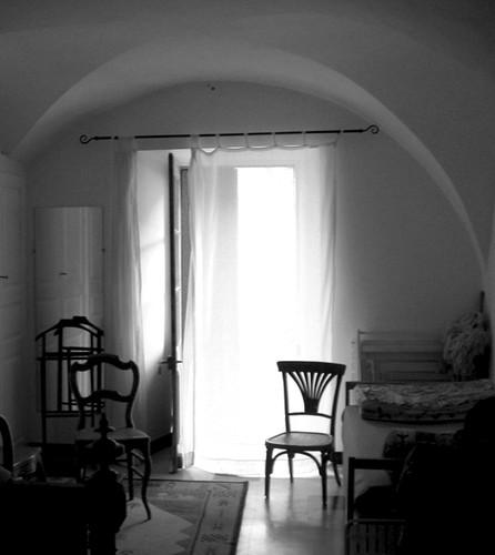 La déco de la chambre blanche