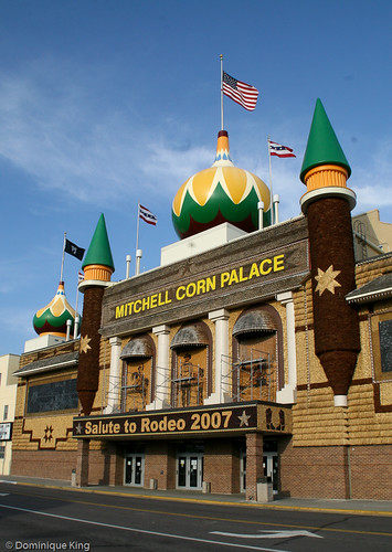 Mitchell, South Dakota, Corn Palace-1