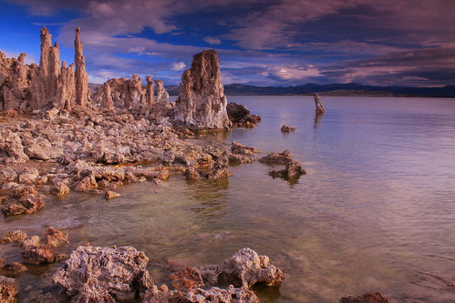 Tufa's and Lenticulars.