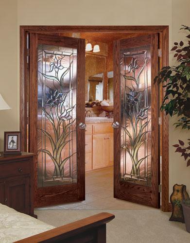 Feather River Door Wood Interior Doors Sweet Iris In Red Oak Double Door Flickr Photo Sharing