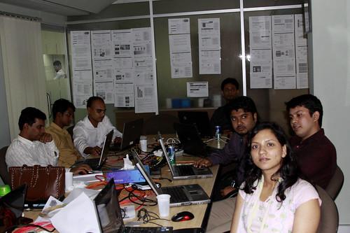 SharePoint Workshop in GrameenPhone