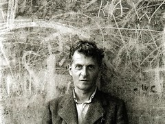 Ludwig Wittgenstein, Swansea 1947, by Ben Richards