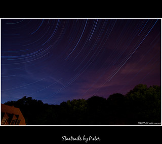 Startrails @ Home